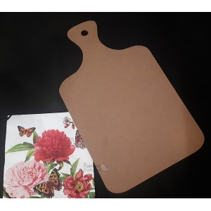 "MDF - Chopping Board - Large - 14"" x 8.4"" - 1Pc"