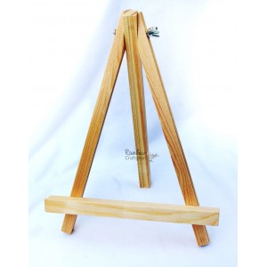 "Pinewood Easel Stand - 9"" - 1/Pkg"