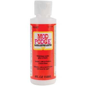 Mod Podge Gloss - 4oz