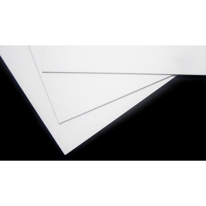 Chipboard - White - 1200gsm - 12x12 in - 2/Pkg