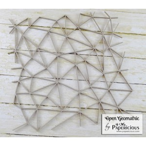 Papericious - Chipboard - Open Geometry