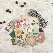 Chipboards & Die-Cuts