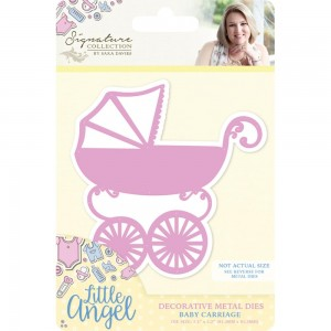 Sara Davies Signature - Little Angel Metal Dies - Carriage