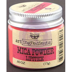 Prima - Finnabair - Art Ingredients - Mica Powder - Lipstick