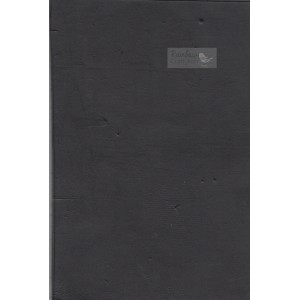 Foam Pad/Perforating Pad - Black - 6in x 9in - 1/Pkg
