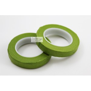 Flower Making Tape - Self Adhesive - Parrot Green - 1Pc